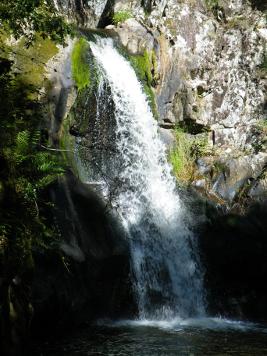 cascade de Saint Priest des Champs